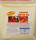 Chef's Ingredient Coconut Batter Mix - 10 oz.