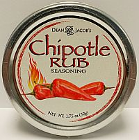 Dean Jacobs Chipotle Rub - 1.75 - Best Buy 06/2019