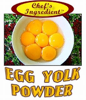 how to make egg yolk powder