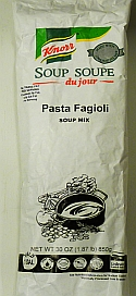Knorr Soupworks -  Pasta Fagioli - 16 servings - CLOSEOUT