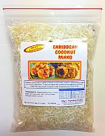 Chef's Ingredient Caribbean Coconut Japanese Panko - 8 oz.