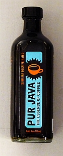 Purjava Liquid Coffee - 8 Oz Sumatra Decaf Roast