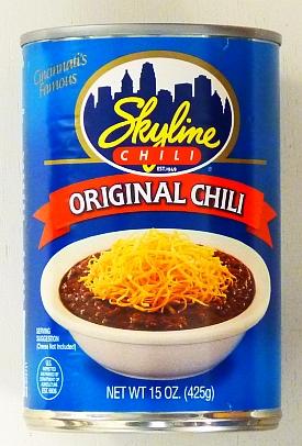 skyline chili, skyline, cincinnati chili-soupbase